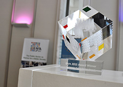 EPSA Award Jeugdbescherming Regio Amsterdam