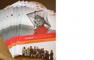 SAMEN, het Jaarverslag 2015 van Jeugdbescherming Regio Amsterdam